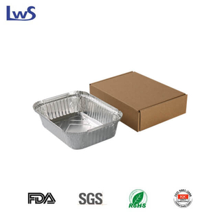RE195 SET Take out aluminum foil container