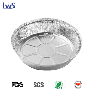 "Foil Tray LWS-9"" Pan"