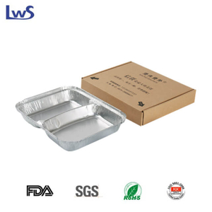 2C230 SET Take out aluminum foil container