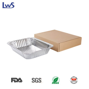 RE320 SET-B Take out aluminum foil container
