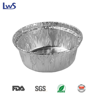 Foil Container LWS-R120B