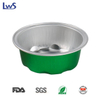 LWS-RC70 Color coated aluminum foil baking cups